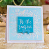 Gemini by Crafters Companion - Foil Stamp Die - Create-a-Card - 'Tis the Season