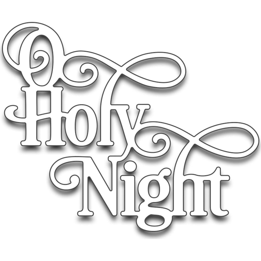 Penny Black Die: Holy Night (51-259)