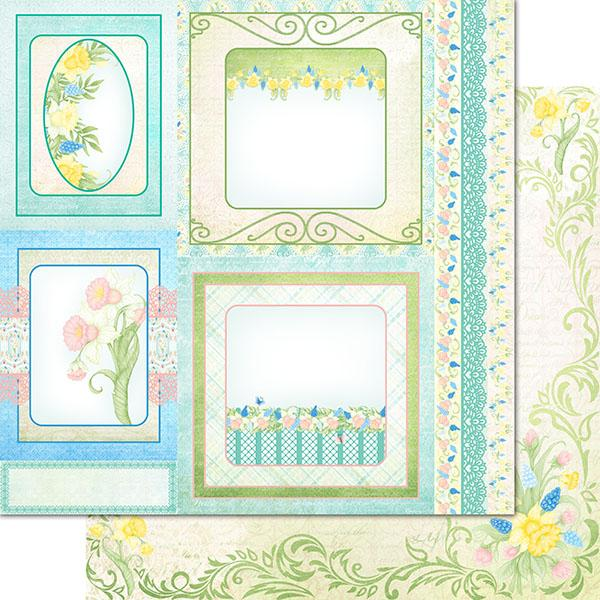 Heartfelt Creations - Delightful Daffodil Paper Collection - HCDP1-2124