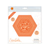 Tonic Studios - Peony Hexagon Layering Die Set - 2155E