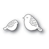 Poppystamps Die - Whittle Birds - 2190