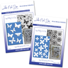 John Next Door Die and Stamp Collection - Butterfly/Abstract Bundle