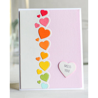 Poppystamps Stamp Set - Whittle Love Sentiments - CL488