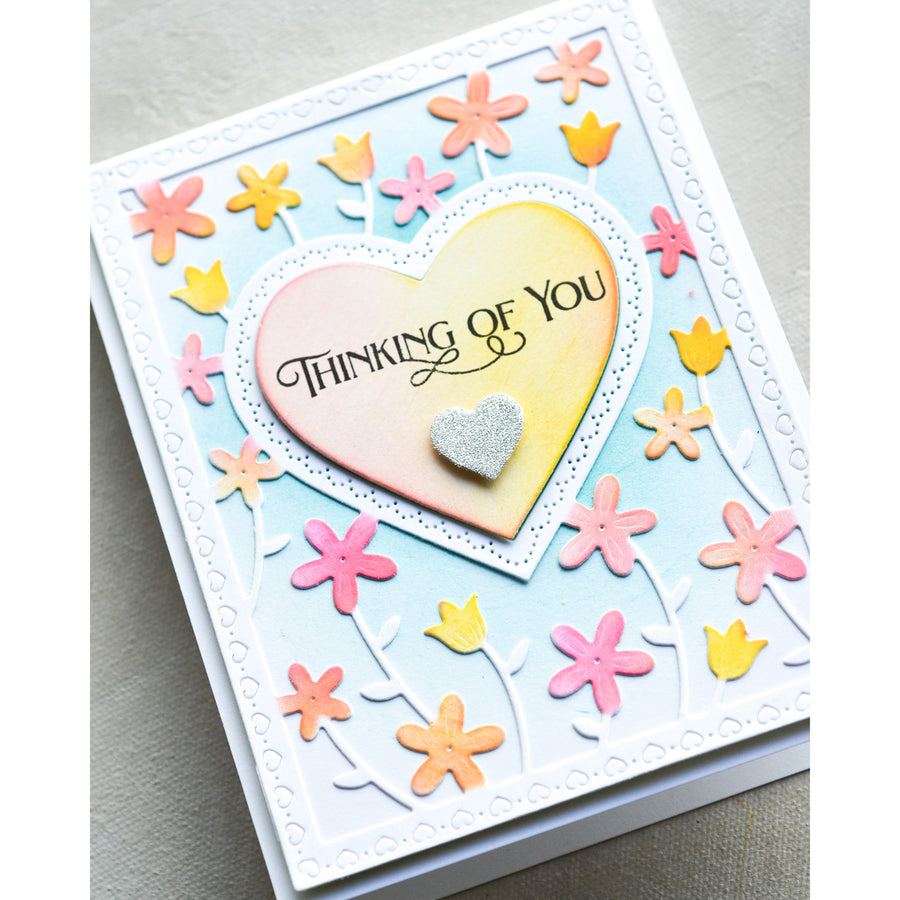Poppystamps Stamp Set - Valentine's Fun - CL489