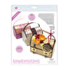 Tonic Gift Box Die Set - Hamper Box - 2413e