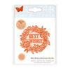 Tonic Studios - Essentials - Best Wishes Sentiment Die Set - 2427E