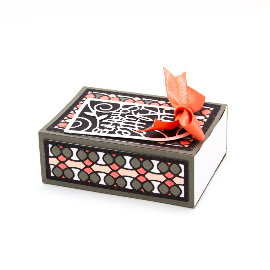 Tonic Studios - A Little Something Gifbox Die Set - 2554e
