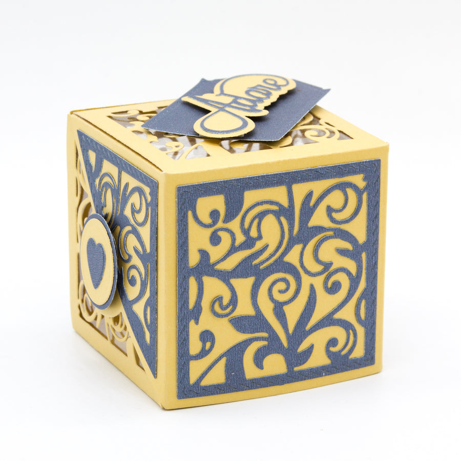 Tonic Studios - Elements Giftbox Die Set - 2553e