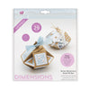 Tonic Studio - Dimensions - Winter Wonderland Box Small - Die Set - 2611e
