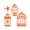 Tonic Studios - Beautiful Birdcages Media Die Sets - 2650e