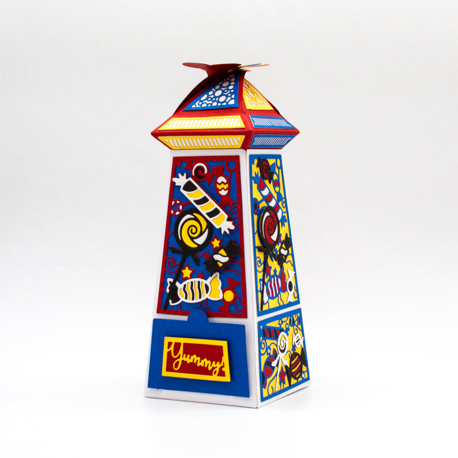 Tonic Studios - Candy Tower Die Set - 2679e