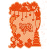 Tonic Studios - Baby Bundle Celebration Frame Die Set - 2935e