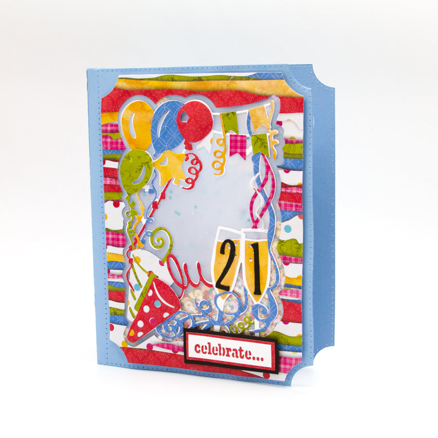 Tonic Studios - Party Celebration Frame Die Set - 2938e