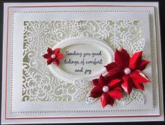 Craft Dies by Sue Wilson - Festive Collection - Snowflake Background - CED3018