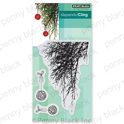Penny Black Stamps - Emerald Boughs - 40-701