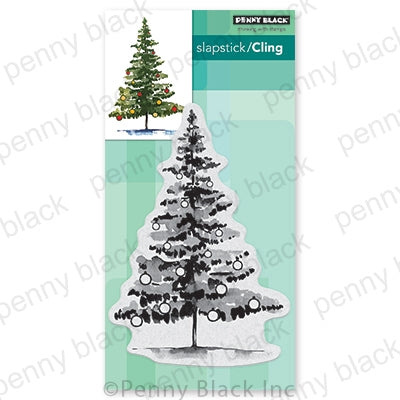 Penny Black Stamps - Bauble Beauty - 40-705