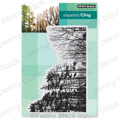 Penny Black Stamps - Winter Woodland - 40-712