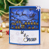 Gemini by Crafters Companion - Create-a-Card Die - Night Before Christmas