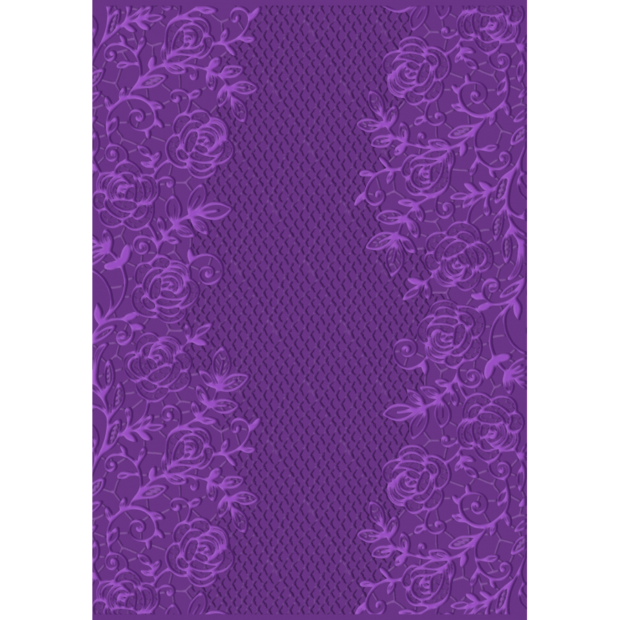 Gemini - 3D Embossing Folder - Venetian Lace