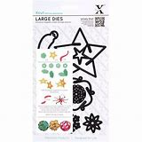X-Cut Dies: Dies - Lucy Cromwell at Christmas - Christmas Decorations (XCU 503084)