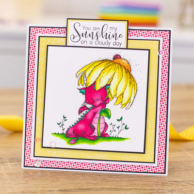 Lee Holland Photopolymer Stamp - You Are My Sunshine