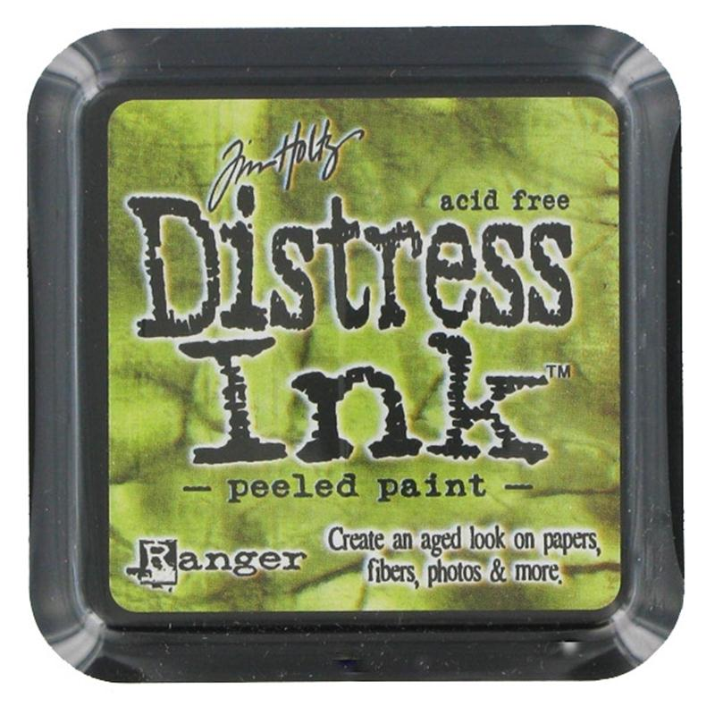 Tim Holtz Distress Ink Pads: Peeled Paint