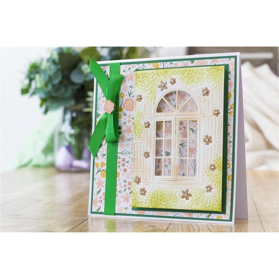 Gemini - Cut and Emboss Folder - Cosy Cottage