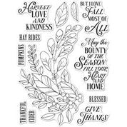 Memory Box Stamp Set - Harvest of Love - CL5262