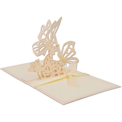 Sizzix Thinlits Dies - Interlacing Butterfly by Samantha Barnett - 662100