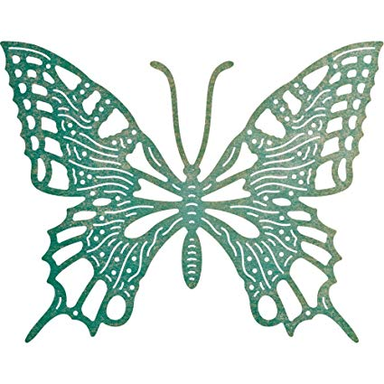Cheery Lynn Designs Doily Dies - Monarch Butterfly (B668)