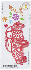 Cheery Lynn Designs Dies - Hippy Mobile (Set of 10) - B552
