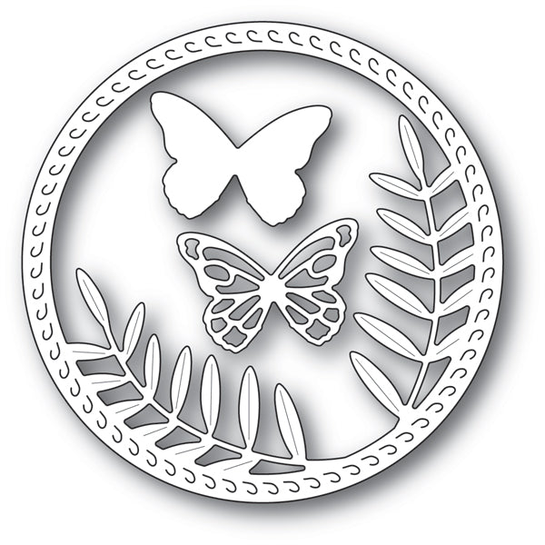 Memory Box Die - Butterfly Frond - 94230