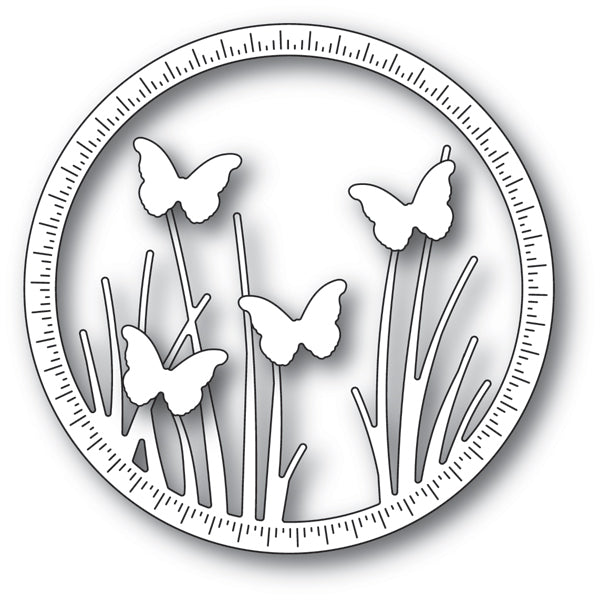 Memory Box Die - Butterfly Meadow - 94238