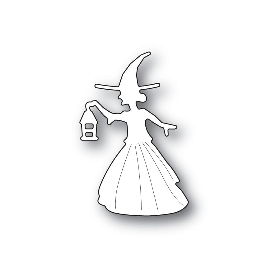 Memory Box Die - Lantern Witch - 94323