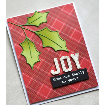 Memory Box - Dashing Holiday 6x6 Paper Pack - PP1001