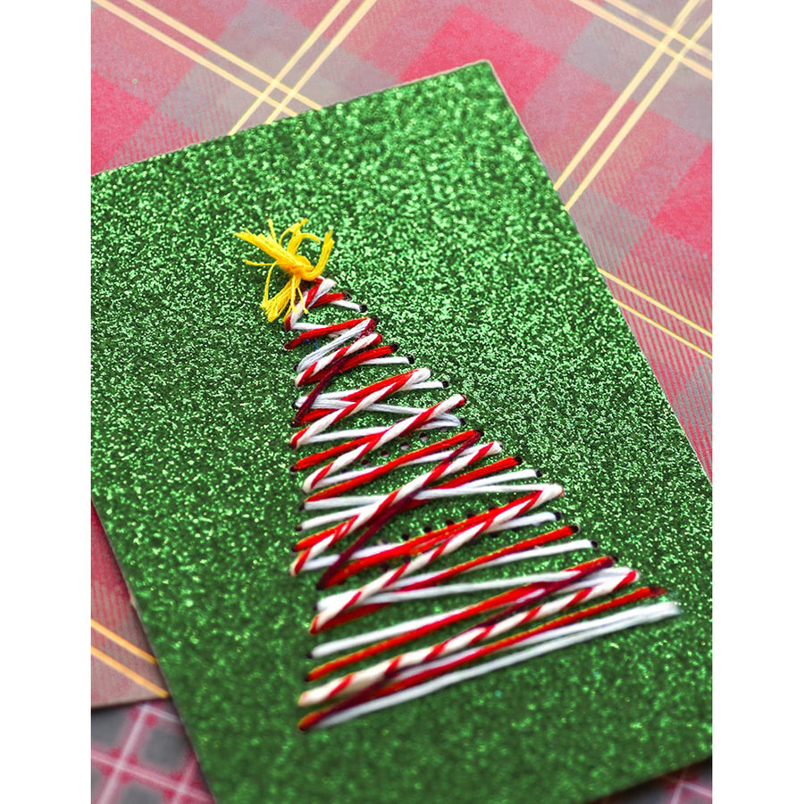 Memory Box Die - Stitched Tree - 94405