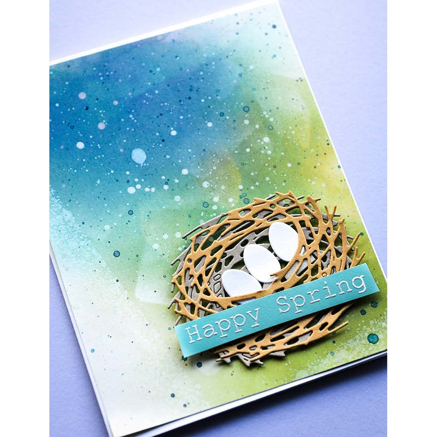 Memory Box Die - Twiggy Nest - 94424