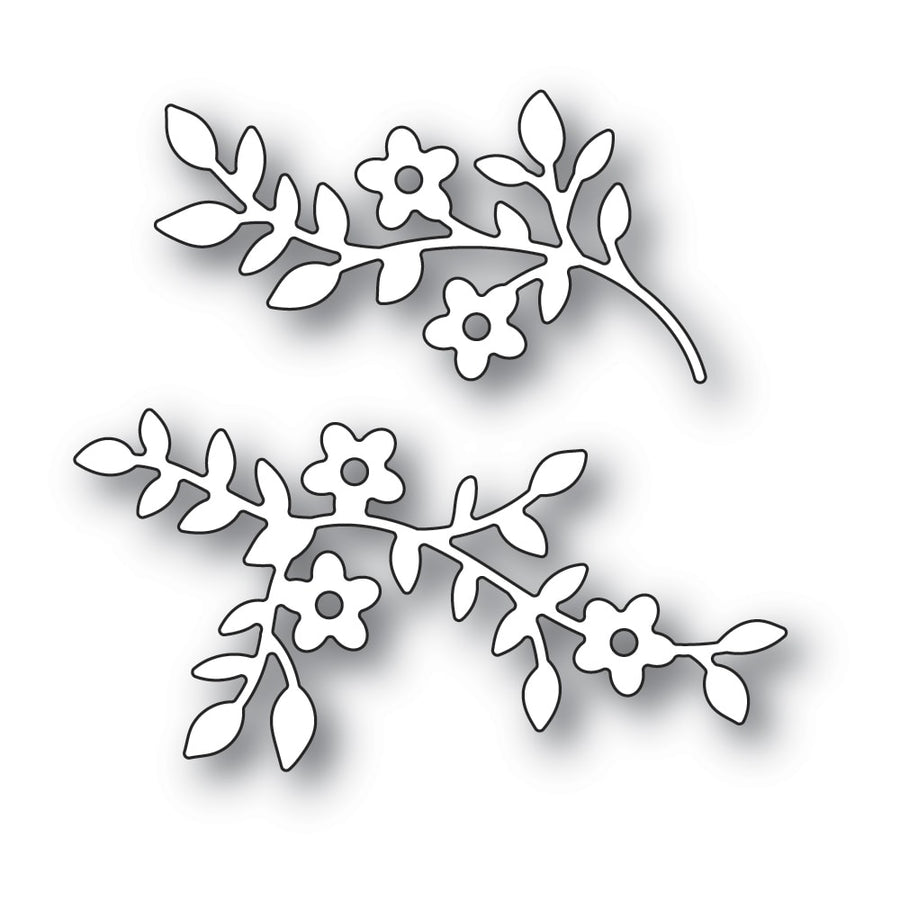 Memory Box Die - Cherry Blossom Branches - 94434