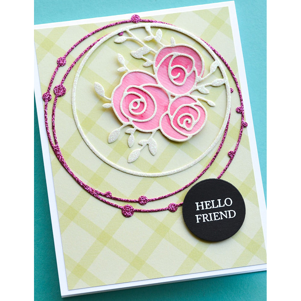 Memory Box Die - Bubble Circles - 94439 - Crafts 4 Less