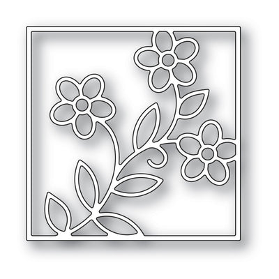 Memory Box Die - Stained Glass Floral - 94478