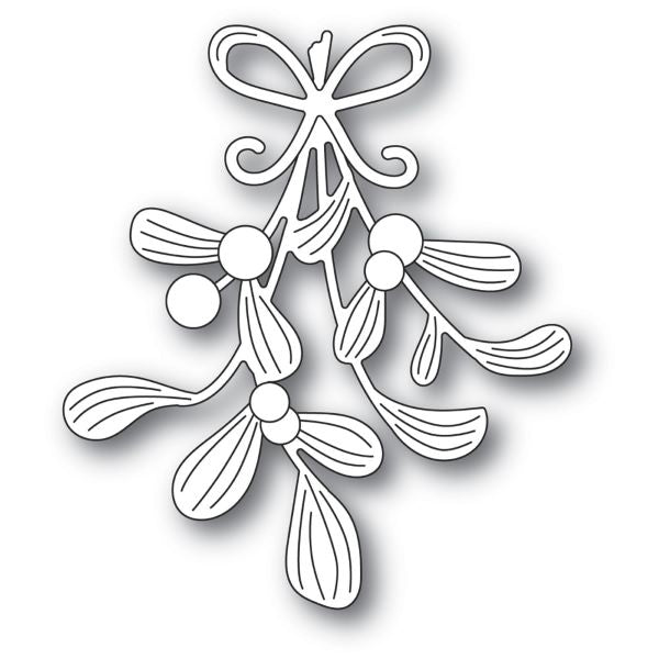 Memory Box Die - Mistletoe Bundle - 94484