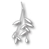 Memory Box Die - Small Olive Branch - 98803