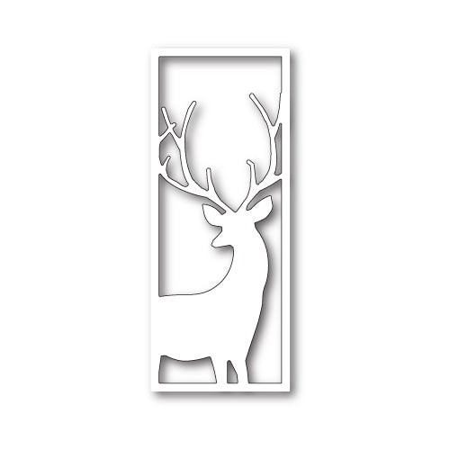 Memory Box Die: Graceful Stag Collage