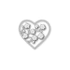 Memory Box Die: Drifting Flowers Heart