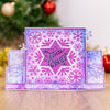 Gemini Create A Card Die - Interchangeable Snowflake Frame