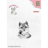 Nellie Snellen Clear Stamp - Animals - Pussycat