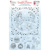 Angela Poole Photopolymer Stamp Set - Beautiful Moments Cold Days, Warm Hearts - Winter Days