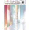 Angela Poole - Twinkling Mist A4 Gradients Card Pack