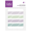 Crafters Companion - Assorted Organza Ribbon - Lovely Lilacs