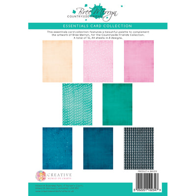 Bree Merryn - Countryside Friends - Essentials Colour Card